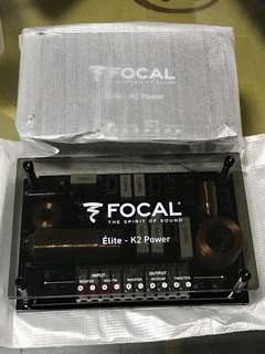 Focal krx3 k2power 3 way crossover