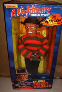 1989 Vintage Matchbox Nightmare on Elm Street
