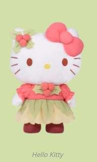 Changi Hello Kitty and Dear Daniel Plush
