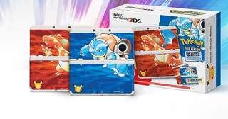 Pokémon edition Nintendo 3ds
