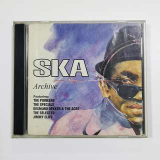 Various Artists 'Ska Archive' CD