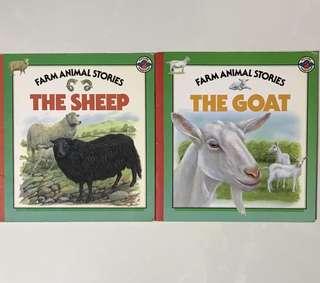 Farm animal stories