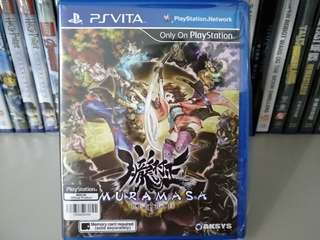 PS Vita - Muramasa Rebirth