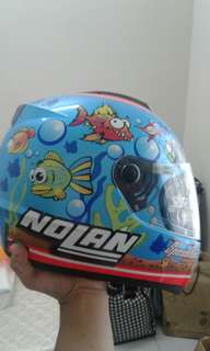 Helmet Nolan N63 Marco Melandri Aquarium