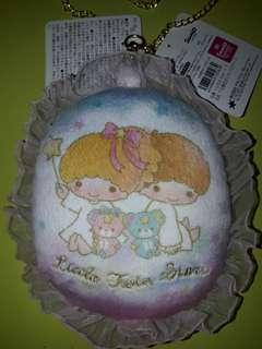 Sanrio Little Twin Stars ID Case/Bag Charm