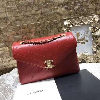 Chanel 多隔层最新链条包