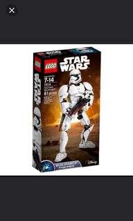 Lego Stormtrooper TFO 75114