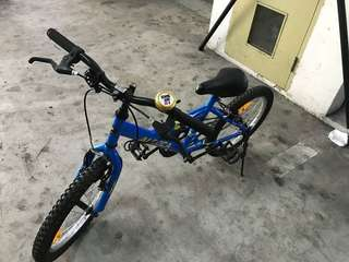 """18"""" Bicycle"""