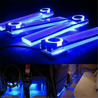 12v4 Lamp Car LED decoration