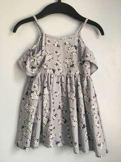Little Miss toddler dress