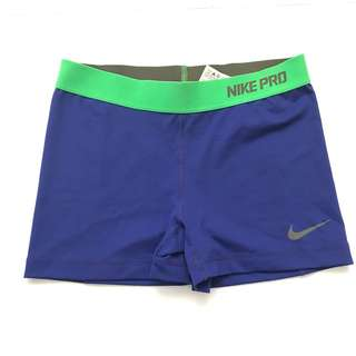 Nike pro shorts, size Medium