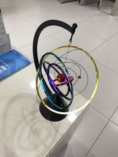 New orbit kinetic mobile