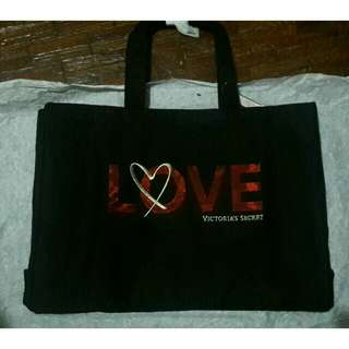 Victorias secret big love tote bag