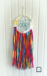 Colourful Dream Catcher