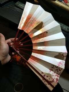 🚚 早期日本藝妓舞扇