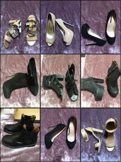 NEW AND GREAT CONDITION SHOES SIZES 7-8 $5 EACH WHEN BUYING TWO PAIRS SCROLL THROUGH PHOTOS SCROLL THROUGH PHOTOS SEE OTHER LISTINGS FOR MORE SHOES