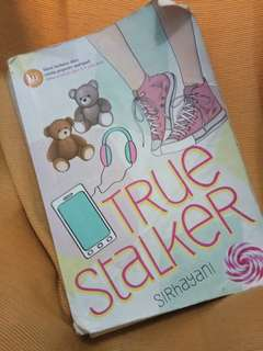 Novel TTD True Stalker preloved
