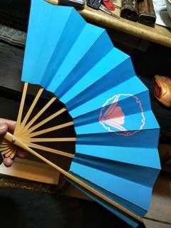 🚚 日本早期藝妓舞扇