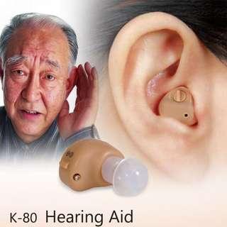 Mini Invisible Hearing Aids Care