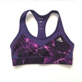 Adidas sport bra, size Small