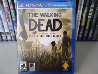 PS Vita - The Walking Dead: The Complete First Season