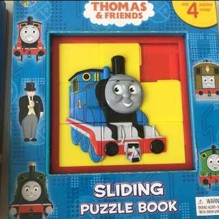 Thomas & Friends / Disney Cars Puzzle books bundle