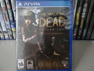 PS Vita - The Walking Dead: Season Two