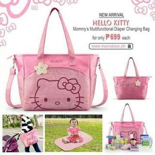 Hello Kitty Baby Bag (Travelling Bag)