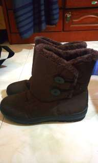 Winter Boots with fur lining