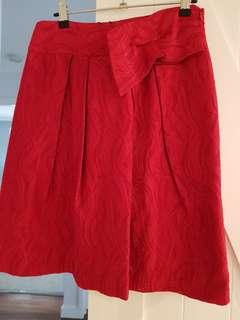 Cue brand skirt (Aus size 10)