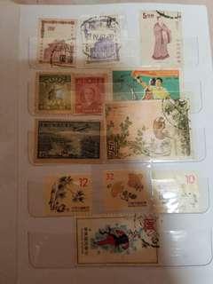 郵票義賣 有意出價 可自選