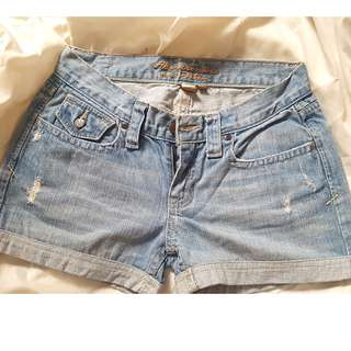 Abercrombie Denim Shorts