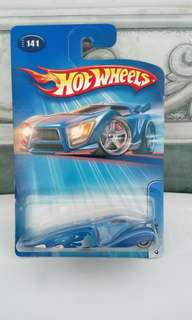 Hot Wheels Crooze Ooz Coupe