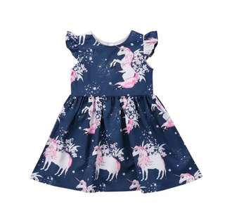 Kid's dress brand new imported