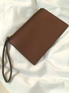 Fossil Leather Pouch