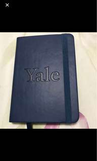 BN Authentic Yale University Pocket Notebook