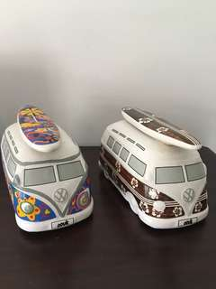 Kombi van money box