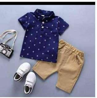 Children Clothing Set Casual