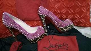 HIgh end designer shoes