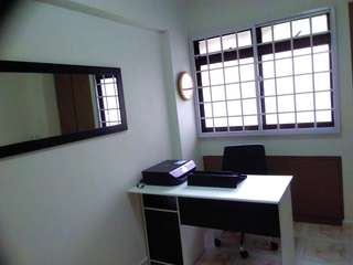 Need help to paint window grille, study table, wall and more?
