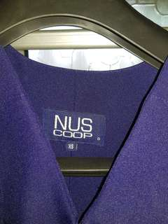 NUS graduation gown (engineering)