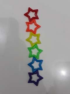 Rainbow Shape link - belajar bentuk dan warna