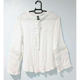 Design Cotton Long Sleeve Shirt