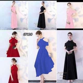Cotton Maxi Dress