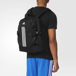 Stripped Adidas Backpack
