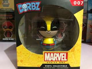 Funko Dorbz! Dorbz Series 1 - Wolverine