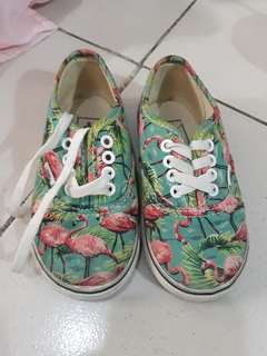 Authentic Vans rubbershoes