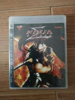 Ninja Gaiden PS3 game
