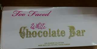 Too faced white choco