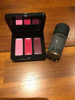 MAC Lipstick Pallet and Nail Laquer